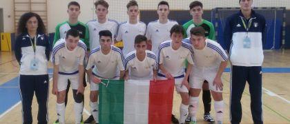 Tornata a Cuneo la squadra Itis, 7° ai mondiali di calcio.