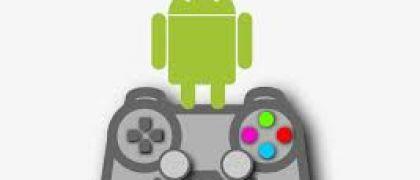 Le quarte informatica progettano delle app gioco su Android.